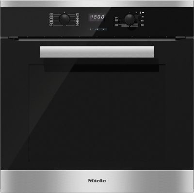 Miele Active Backofen H2661-1BP-CLST