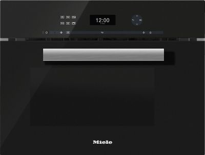 Miele Dampfgarer mit Mikro DGM6401-OBSW