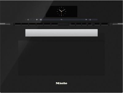 Miele Backofen mit Mikrowelle H6800-1BM-OBSW