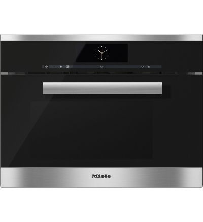 Miele Dampfgarer mit Mikro DGM6805-CLST