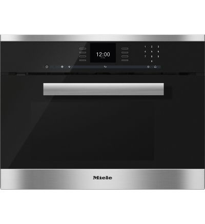 Miele Dampfgarer mit Mikro DGM6600-CLST