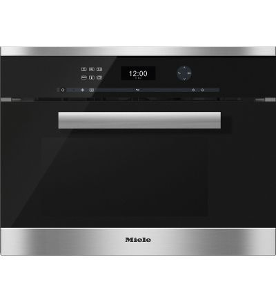 Miele Dampfgarer mit Mikro DGM6401-CLST