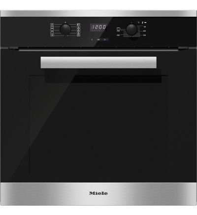 Miele Active Backofen H2666BP-CLST