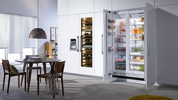 Kühl-, Gefrier- und Weinschränke Alles Küche GmbH